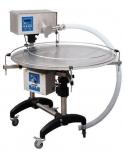 Automatická plnička medu se stolem s kolečky