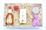 Šplouchání s medovým šamponem