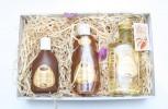 Medový dárek s medovinou