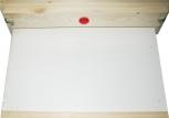 Deska PVC na šuplík Varroa dna síla 4 mm 500/500