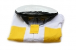 Včelařská bunda s kloboukem barevná 56