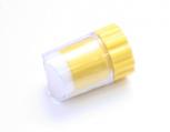 Výchytka plastová spístem ke značení KUŽEL žlutá