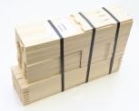 Rámkové přířezy lipové LN 232 - 1/1 (50 ks)
