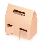 Dárková krabice na med 2 x 1 kg