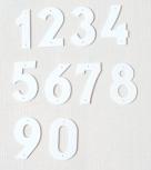 Číslo na úly 3