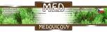 Etikety samolepící na sklenice A2 MEDOVICOVÝ