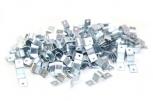 Mezerníky kovové bez hřebíčků 250 g (asi 200 ks)