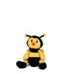 Včelka plyšová 40 cm