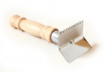Škrabka BE-EQ® na čištění kovových mřížek 2/-