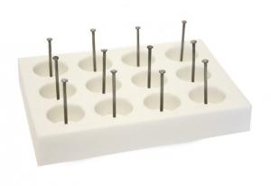 Forma silikonová BE-EQ® na čajové svíčky 12 ks