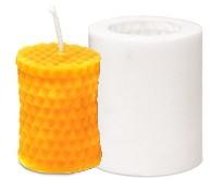 Forma silikonová BE-EQ® Pařez plástev 5 cm