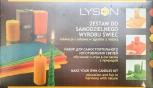 Souprava na výrobu svíček barevná