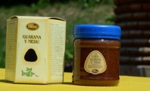 Guarana v medu 250 g