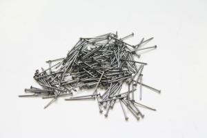 Hřebíky kovové 25x1,2 pro mezerníky 100 g