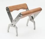 Kleště na vyjmutí rámků s dřevěnou rukojetí