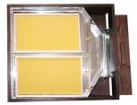 Sluneční tavidlo pozink polykarbonát