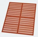 Mřížka na těžbu propolisu 410 x 500 mm