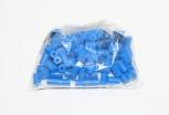 Mezerníky barevné modré shřebíčky (100 ks)