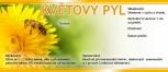 Etiketa samolepící Květový pyl