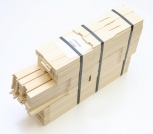 Rámkové přířezy lipové LN 285 - JB (50 ks)