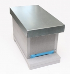 Oplodňáček polystyrenový na 6 rámků 39x24