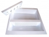 Krmítko stropní plastové s tunýlky 5 litrů 500/500