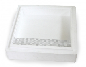 Krmítko stropní polystyren 11 rámků 39x24