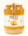 Včelí med KVĚTOVÝ 950 g
