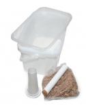 Krmítko JAKUBOVSKÉ obdelníkové 11 litrů