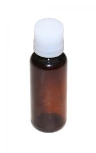 Lahvička plastová na propolis s kapátkem 30 ml