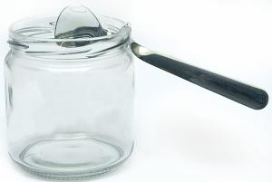 Lžička na med tvarovaná