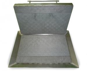 Lis na mezistěny z hliníkové slitiny II.