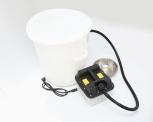 Vařák na vosk plastový vyvíječem páry 230 V