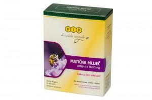 Mateří kašička v ampulích 1400 mg