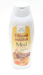 Mléko tělové medové Q10 500 ml BC