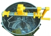 Medomet 3 rámky tangenciální nerez ruční pohon DE