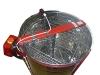 Medomet 4 rámky tangenciální nerez 12/230 V