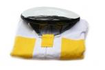 Včelařský kabátec s kloboukem barevný 54