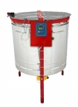 Medomet 4 rámky ZVRATNÝ pr.800 mm 12V/230V LN