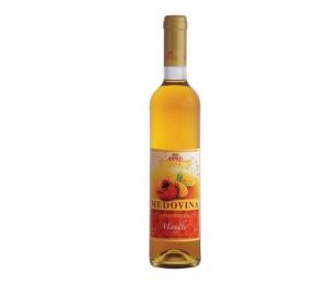Medovina APIMED Mandlová 13,5 proc. 0,5l