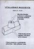Mezerníky kónické shřebíčky (100 ks)