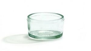 Miska pro svíčku BE-EQ® skleněná