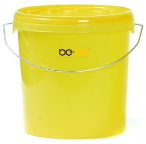 Nádoba na med BE-EQ® do 12,5 kg medu plastová