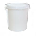Nádoba na med do 40 kg medu plastová bílá