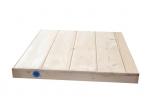 Víko palubkové na 11 rámků 42x 2 cm