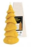 Forma silikonová Vánoční stromek s hvězdami 19 cm