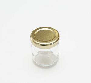 Obal na med MINI MED skleněný s víčkem 30 ml