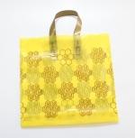 Taška plastová žlutá velká