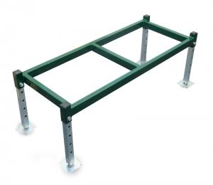 Podstavec pod 2 úly BE-EQ® kovový