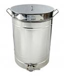 Stáčecí nádoba na 200 kg medu nerezová